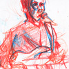 NYC's Kailyn Kent Captures Live Bands In Gorgeous Color Sketches